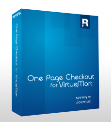 One Page Checkout for VirtueMart 2.0.302 - J!2.5/3.x